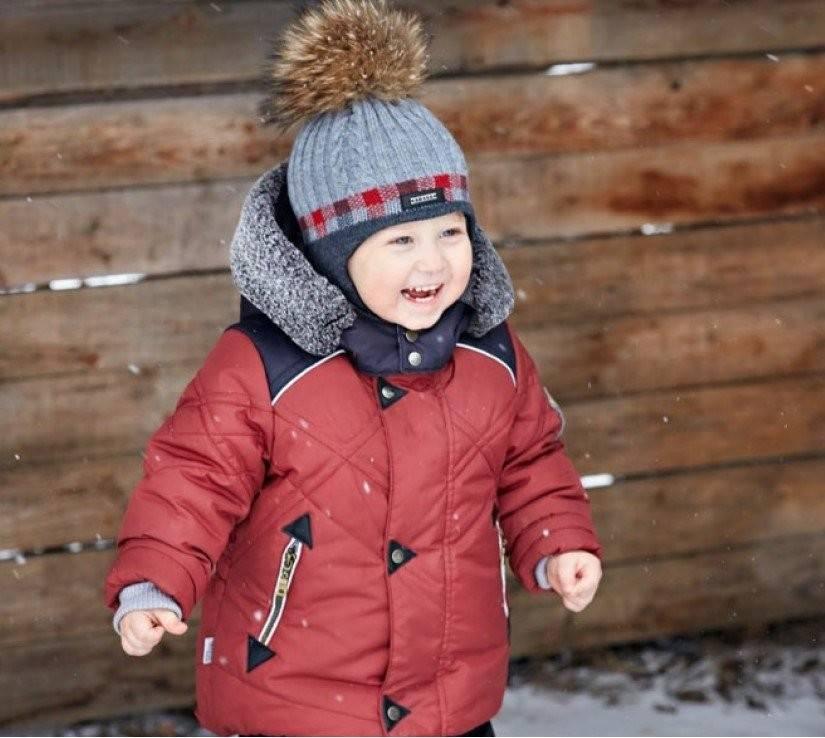 Лучшие детские зимние куртки