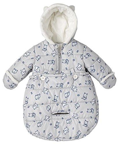 Лучшая зимняя одежда для новорожденного ребенка